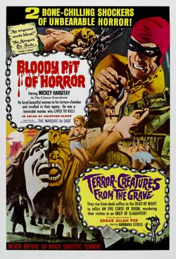 Bloody Pit of Horror and Terror-Creatures from the Grave002