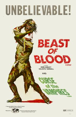 Beast of Blood and Curse of the Vampires
